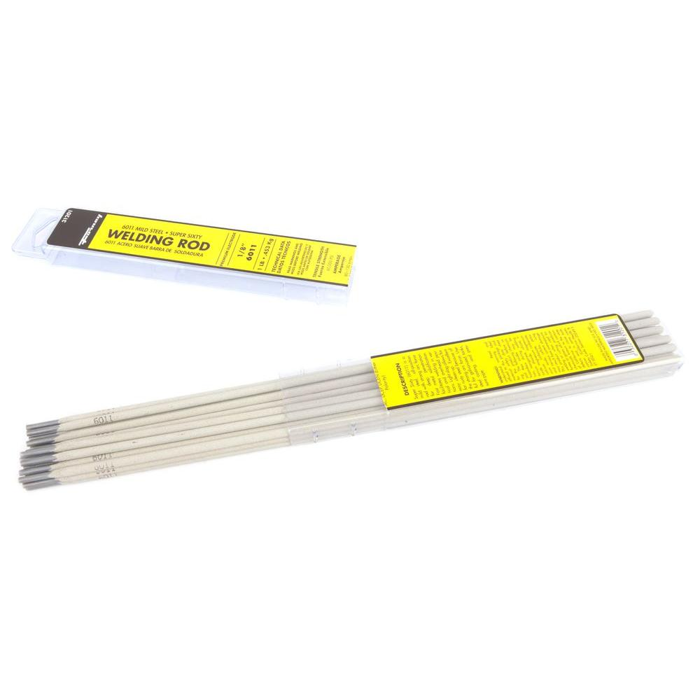 1/8 in. E6011 Welding Rod 1 lb.