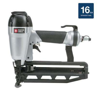 Pneumatic 16-Gauge 2-1/2 in. Nailer Kit