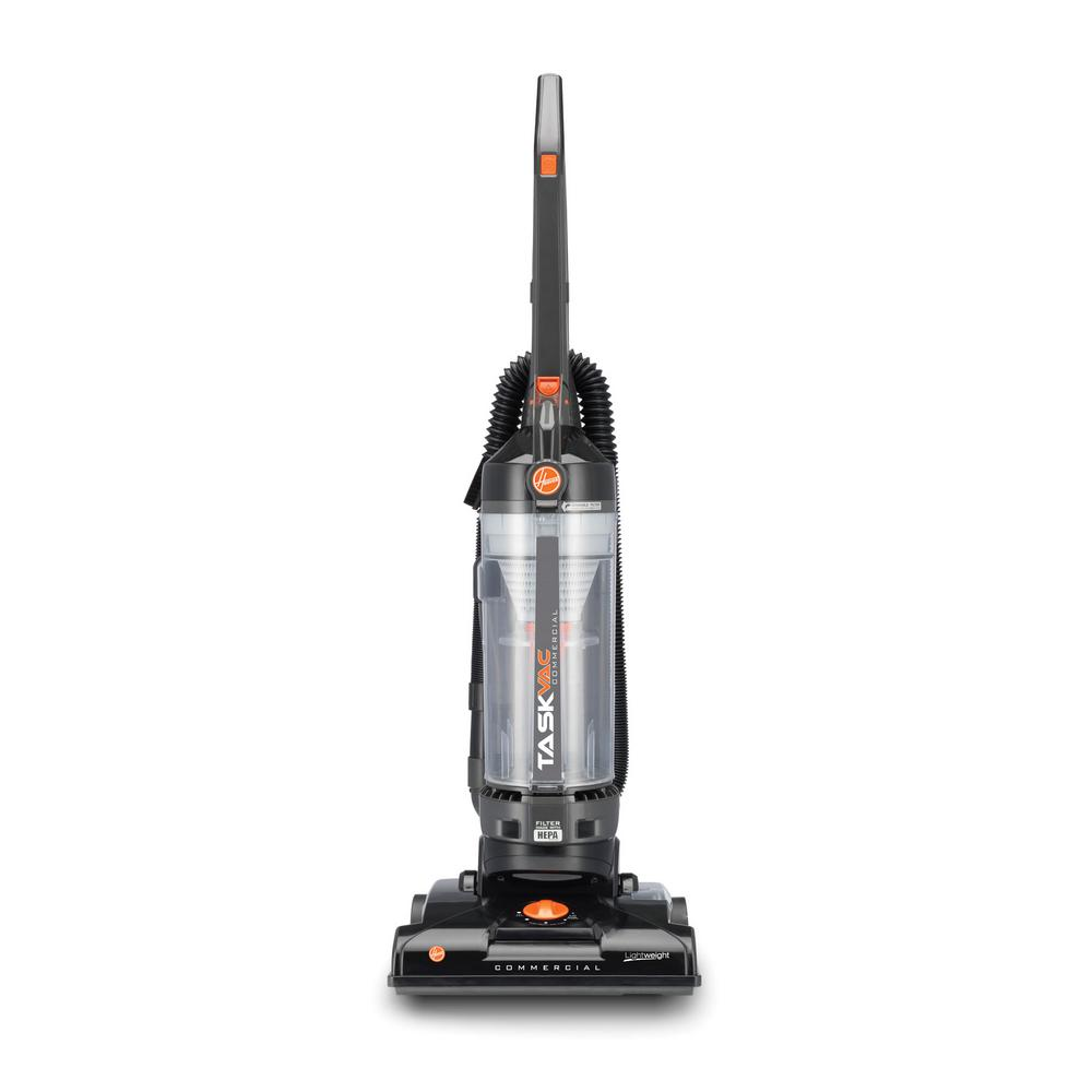 Commercial TaskVac Lightweight Corded Bagless Upright Vacuum Cleaner