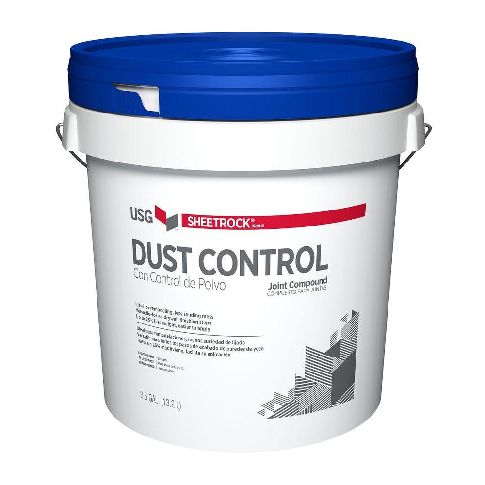 USG Sheetrock Brand 3.5 Gal. Dust Control Pre-Mixed Joint Compound