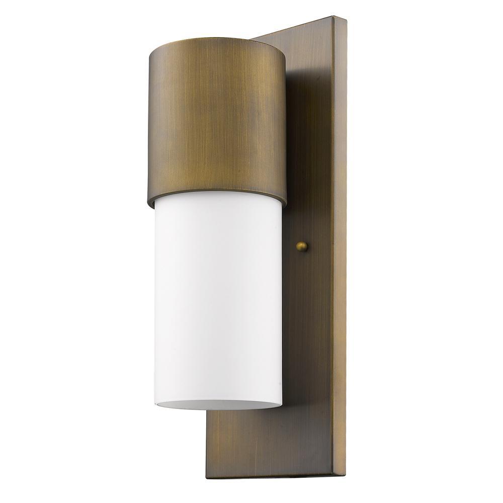 Acclaim lighting cooper 1 light raw brass outdoor wall mount lantern acclaim lighting cooper 1 light raw brass outdoor wall mount lantern aloadofball Choice Image