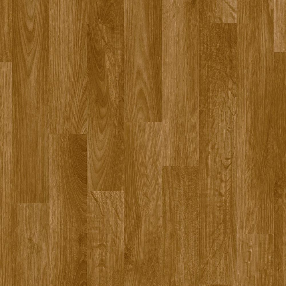 Armstrong Flexstep Value Plus 12 Ft Width X Custom Length Gunstock Residential Vinyl Sheet Flooring