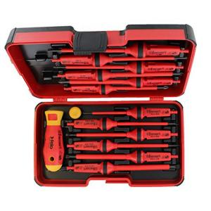 Felo E Smart Insulated Screwdriver Set 14 Piece