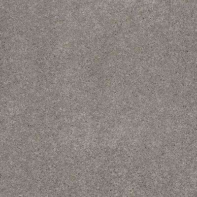 Carpet Sample - Coral Reef II - Color Bed Rock Texture 8 in. x 8 in.