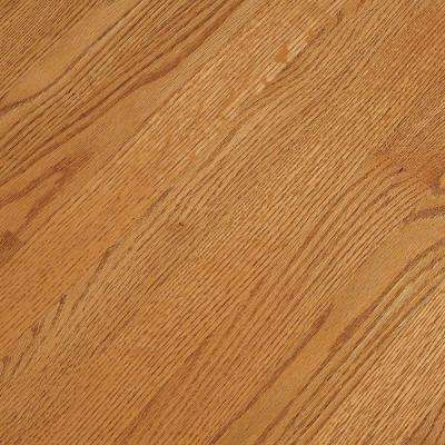 Bayport Oak Low Gloss Butterscotch 3/4 in. T x 2-1/4 in. W x Varying Length Solid Hardwood Flooring (20 sq. ft. / case)