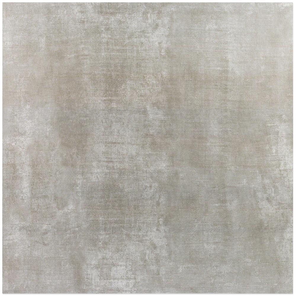 Ivy Hill Tile Essential Cement Gray 24 In X 24 In 10mm