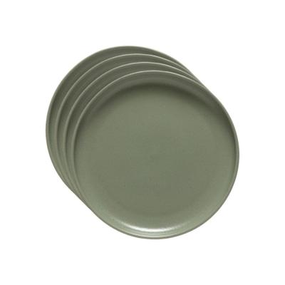 Pacifica Artichoke Green Dinner Plate (Set of 4)