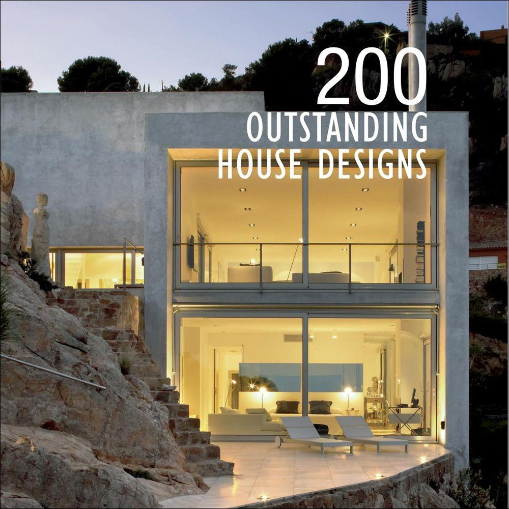 null 200 Outstanding House Ideas Book-DISCONTINUED