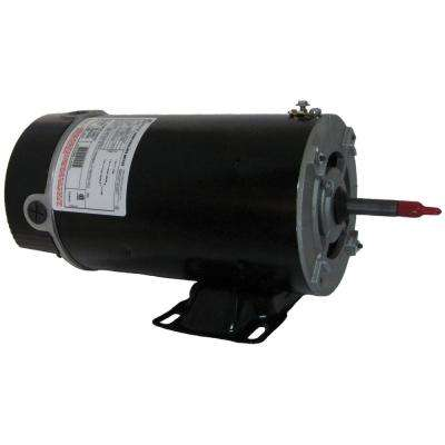 1 HP Dual Speed Replacement Motor