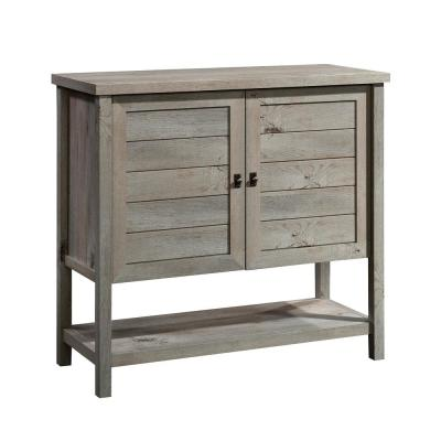 Cottage Road Mystic Oak Accent Storage Cabinet