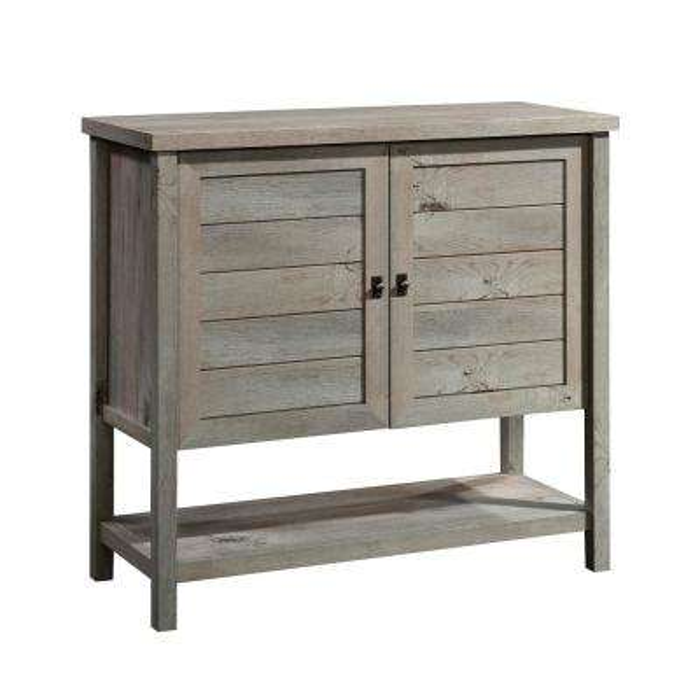 Cottage Road Mystic Oak Accent Storage Cabinet