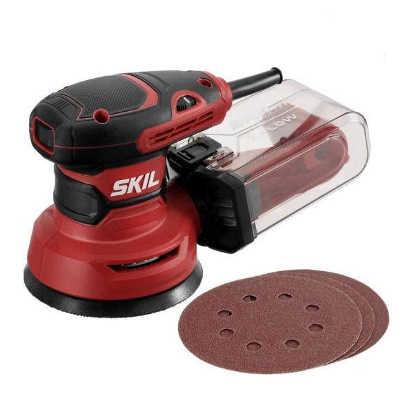 2.8 Amp 5 in. Corded Random Orbital Sander