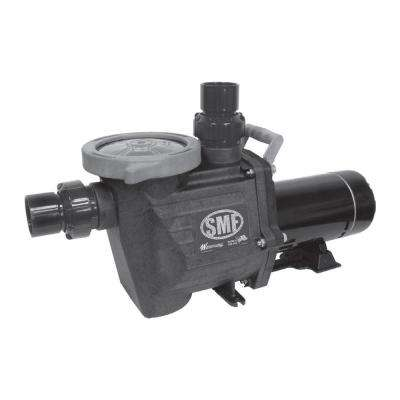 1-1/2 HP SMF Single Speed Pool Pump