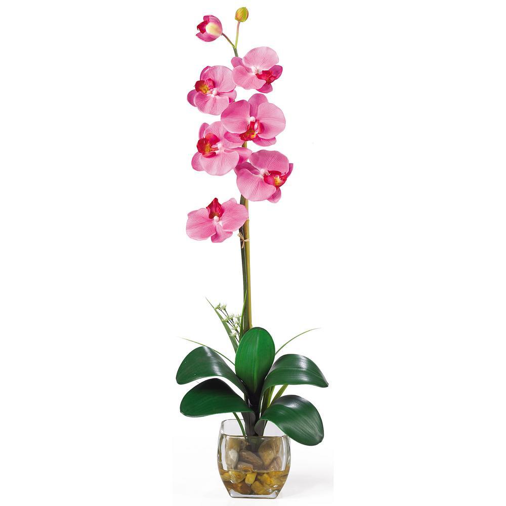 Artificial Flowers Artificial Plants Flowers The Home Depot