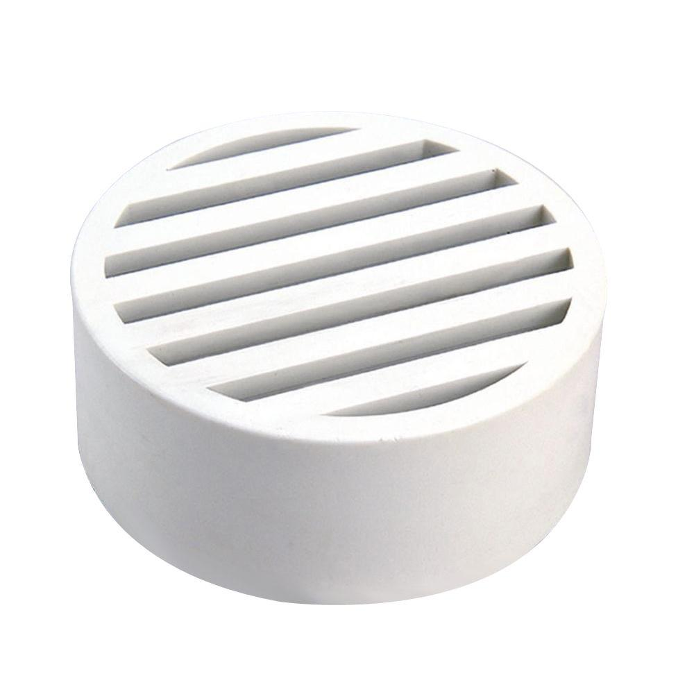 NDS 4 in. Styrene Drain Grate
