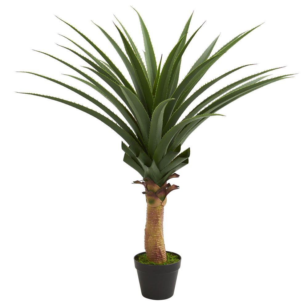 Indoor 3.5 ft. Agave Artificial Plant