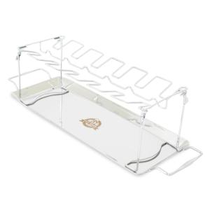 Pit Boss Chicken Wing And Leg Vertical Rack With Drip Pan