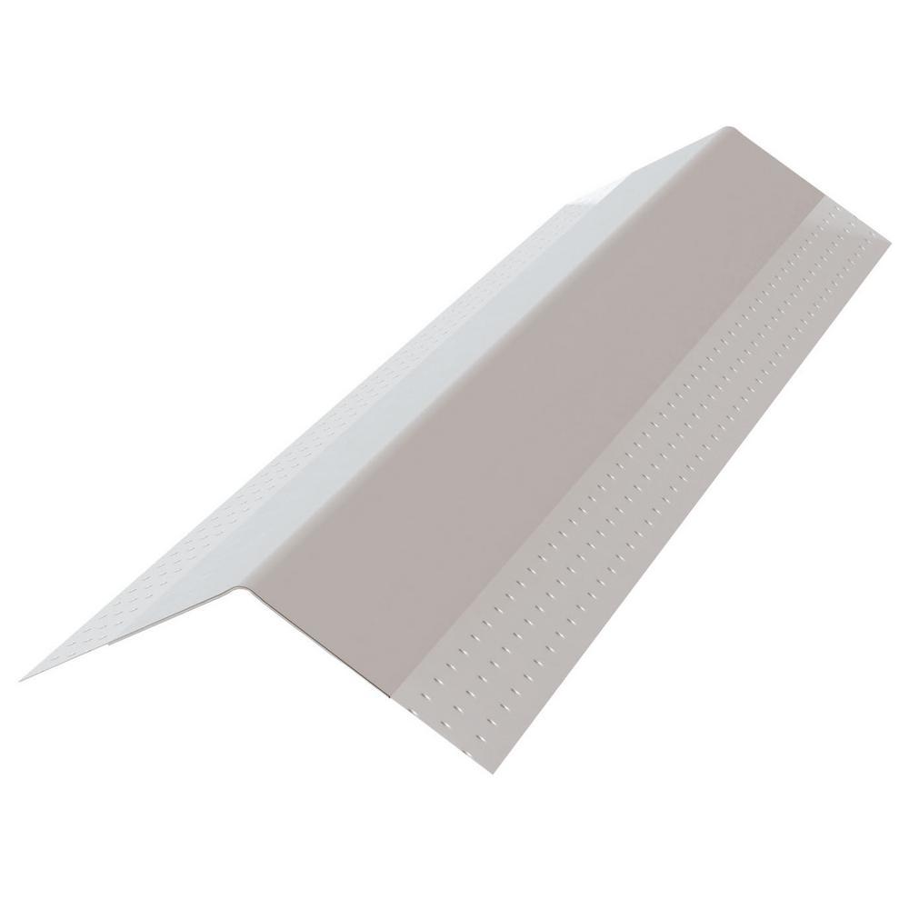 8 ft. Platinum Tape-On Paper-Faced Superwide Corner Bead