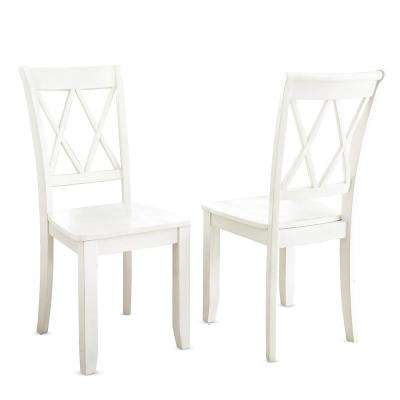 Aida Vanilla Side Chair (Set of 2)