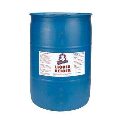 55 Gal. Liquid Deicer Drum