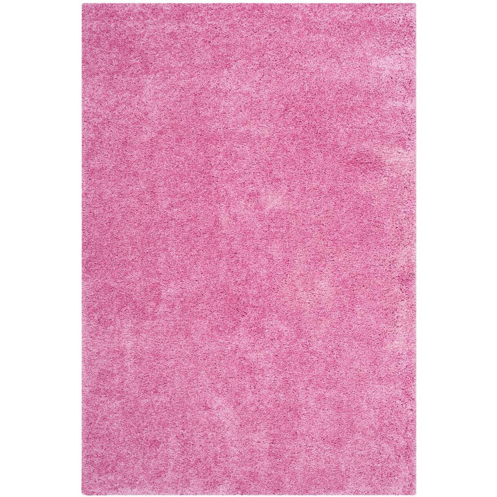 Santa Monica Shag Pink