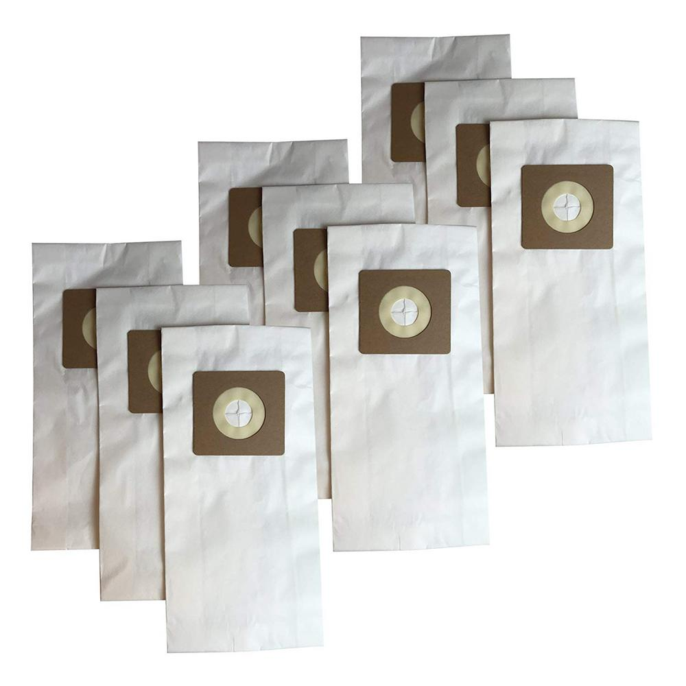 Think Crucial Paper Vacuum Bags Replacement For Bissell Style 1 4 7 Compatible With Part 30861 9 Pack 30861 The Home Depot