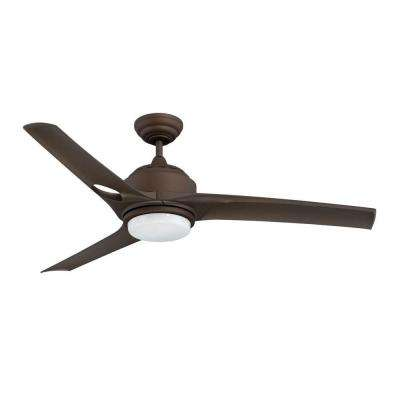 Cassiopeia 52 in. Oil Rubbed Bronze Indoor Ceiling Fan