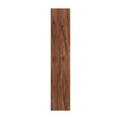 Rustic Cherry 9 in. x 48 in. Loose Lay Vinyl Plank Flooring (24 sq. ft. / case)