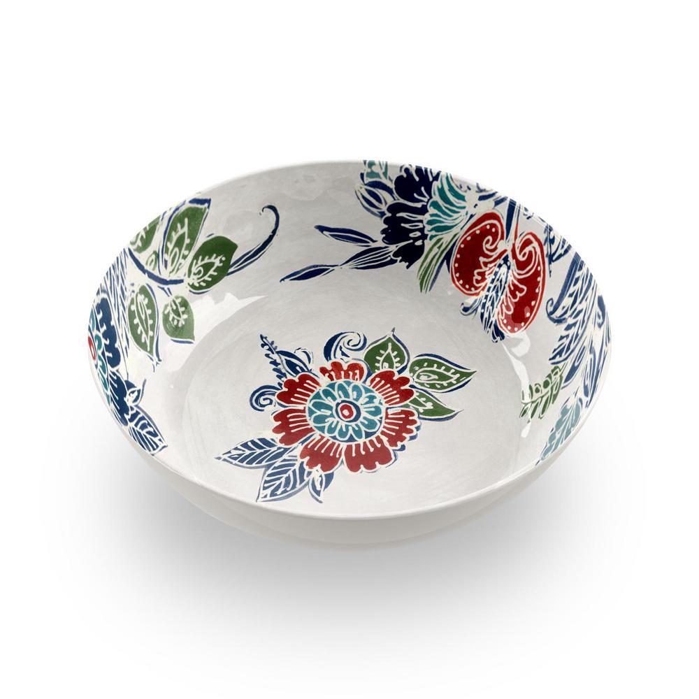 Havana Assorted Floral Bowl (Set of 6)