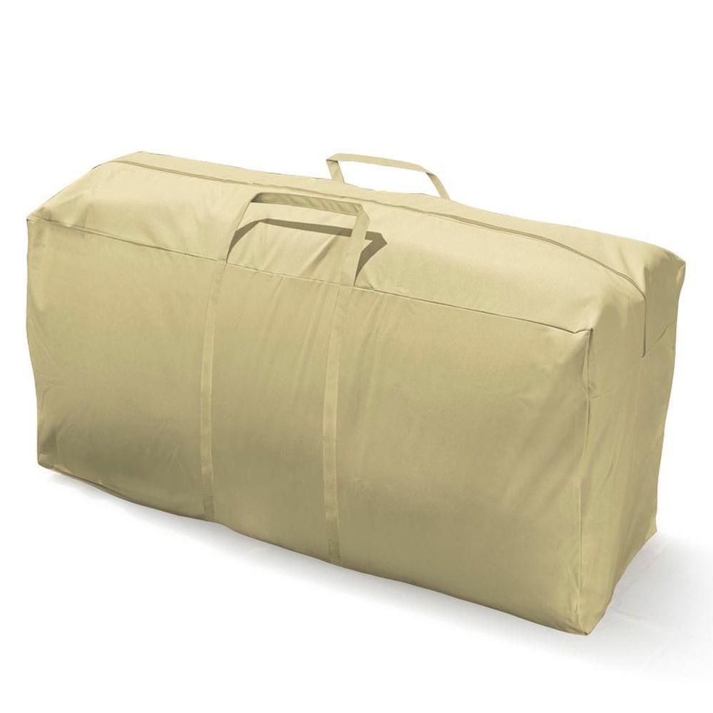 Mr. Bar-B-Q 48 in. Patio Cushion Storage Bag-DISCONTINUED