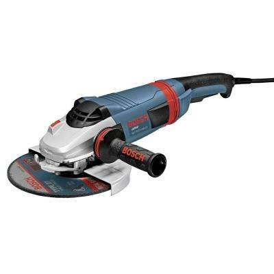 15 Amp Corded 7 in. Large Angle Grinder