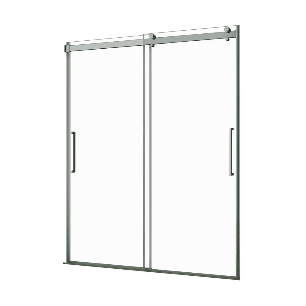 Foremost Shower Glass - 1 panel Shower Door   Item# 8372