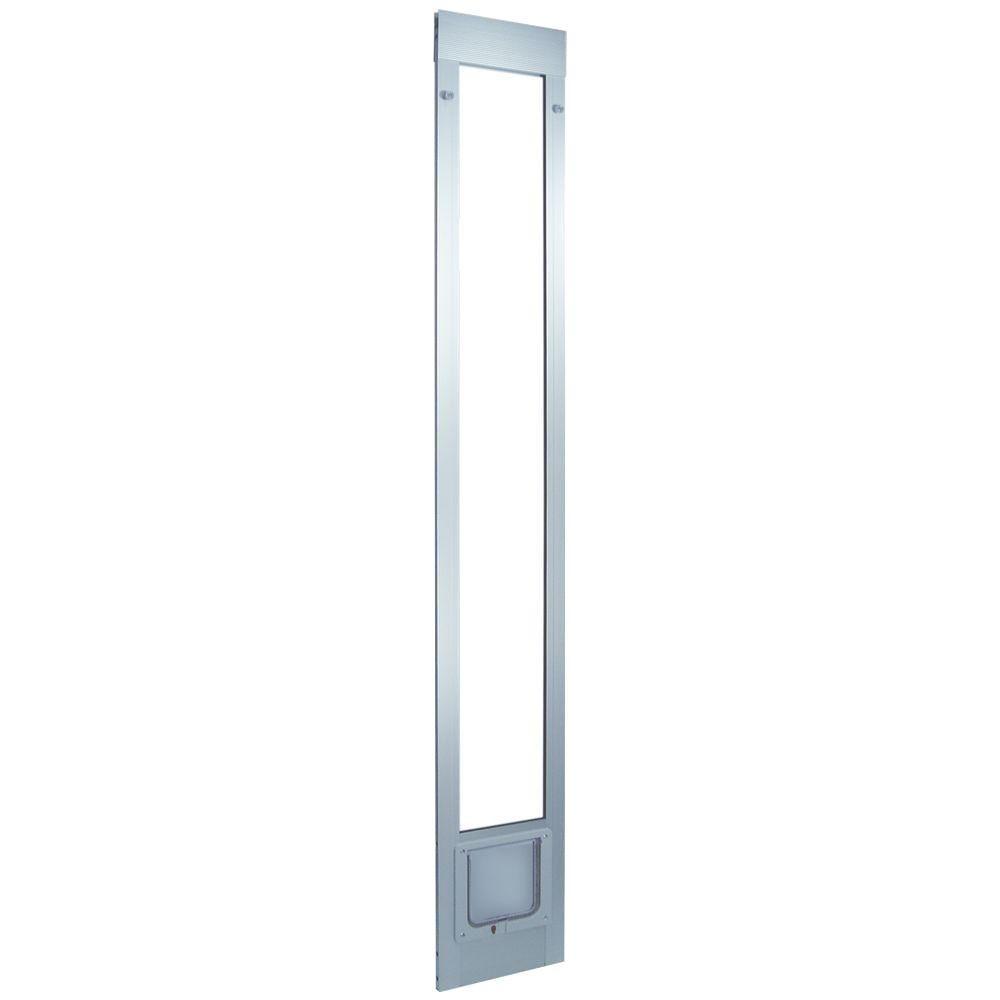 door doors petsafe pet aluminum p in the depot dog large x freedom home