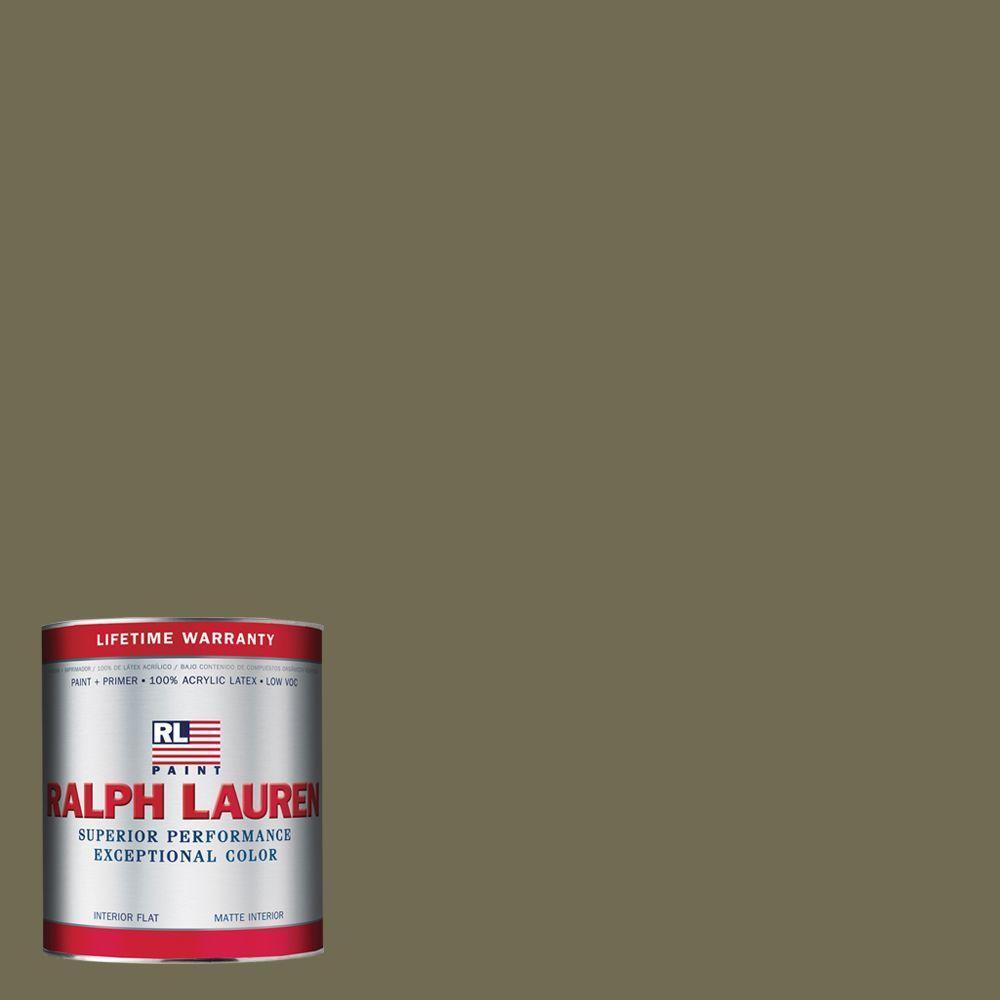 Ralph Lauren 1-qt. Pine Hill Flat Interior Paint