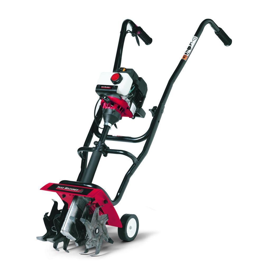 Yard Machines 10-1/4 in. 31 cc 2-Cycle Yard and Garden Cultivator-DISCONTINUED