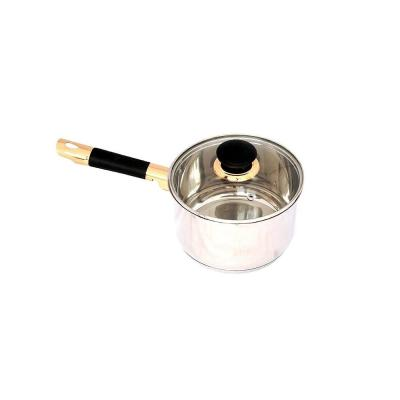 1 Qt. Safety Ring Locked Pot with Lid