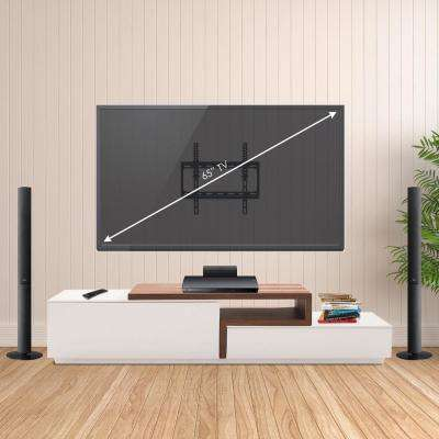 Tv Wall Mounts Av Accessories The Home Depot