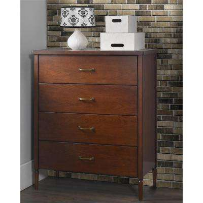 Wood - Chest of Drawers - Dressers & Chests - Bedroom Furniture ...