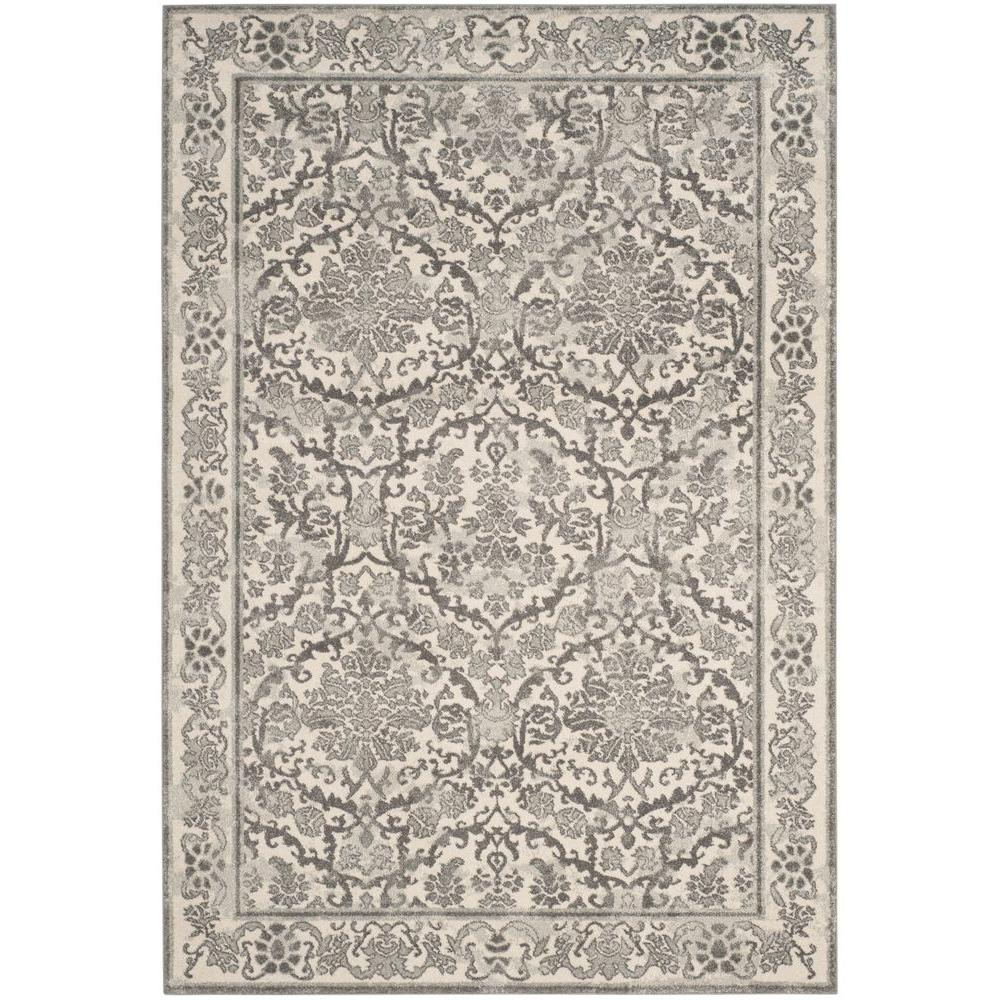 Safavieh Evoke Ivory/Gray 8 ft. x 10 ft. Area Rug