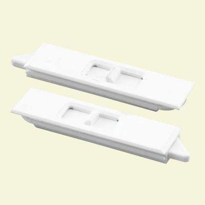 White Window Mortise Tilt Latch
