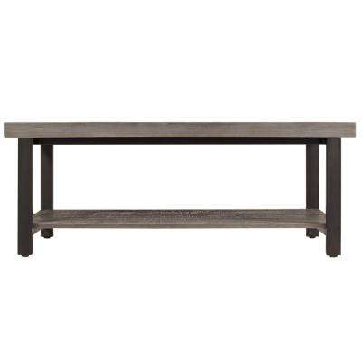 Buckner Grey Coffee Table