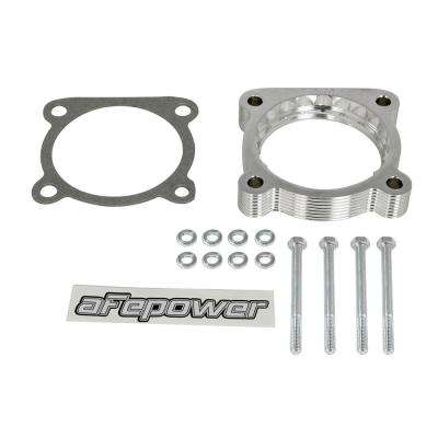 Silver Bullet Throttle Body Spacer for Toyota Tacoma 16-18 V6-3 5L