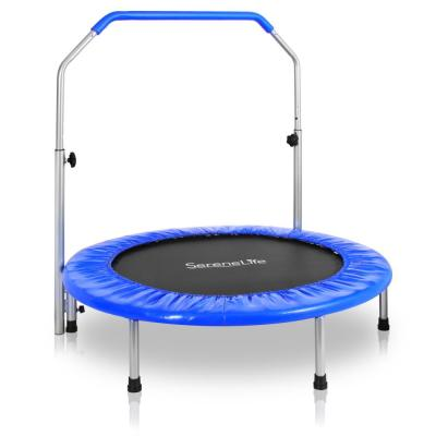 SereneLife - Adult Size Sports Jumping Fitness Trampoline