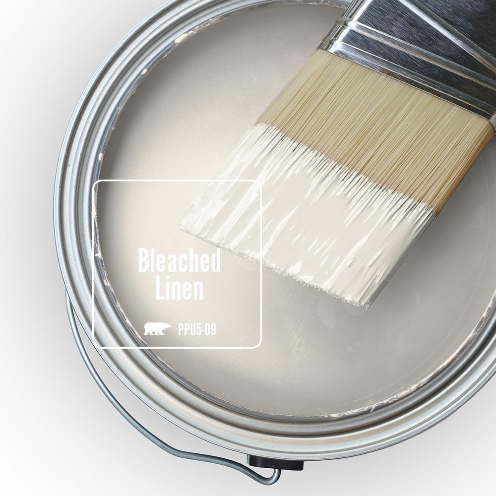 BEHR Bleached Linen paint color