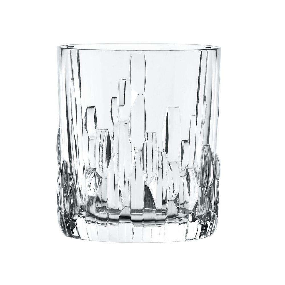 Shu Fa 11.6 oz. Crystal Whiskey Tumbler Set