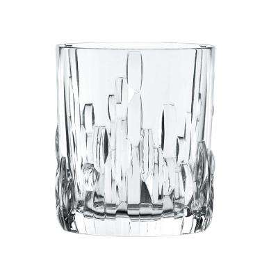 Shu Fa 11.6 oz. Crystal Whiskey Tumbler Set