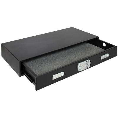XXL Under Bed Safe 24 in. W x 48 in. H x 7 in. D with Digital Lock