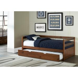 hillsdale furniture caspian walnut twin daybed with 11050 | walnut hillsdale furniture kids beds headboards 2178 010 64 300