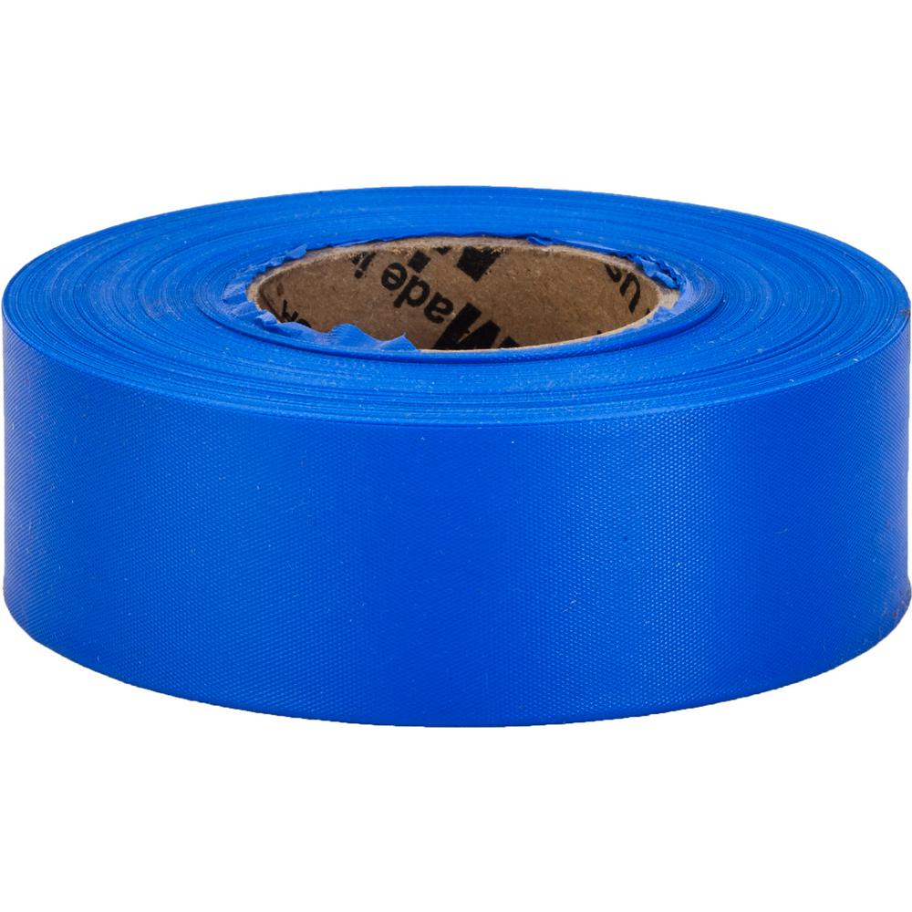 1-3/16 in. x 300 ft. Blue Surveyor Grade ULTRA Flagging Tape