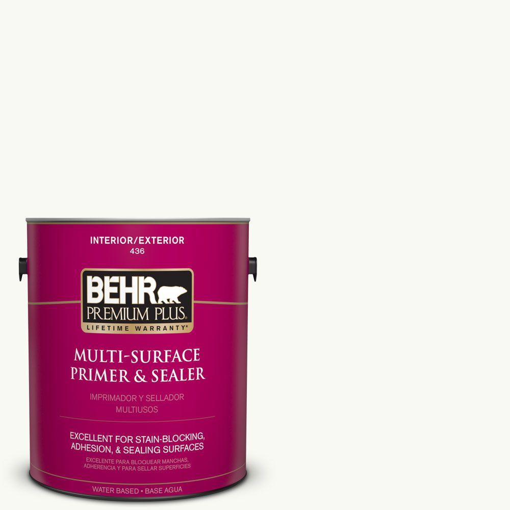 Multi Surface Interior/Exterior Primer And Sealer